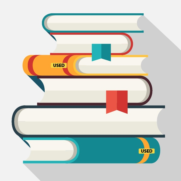 Want to stock more used books?