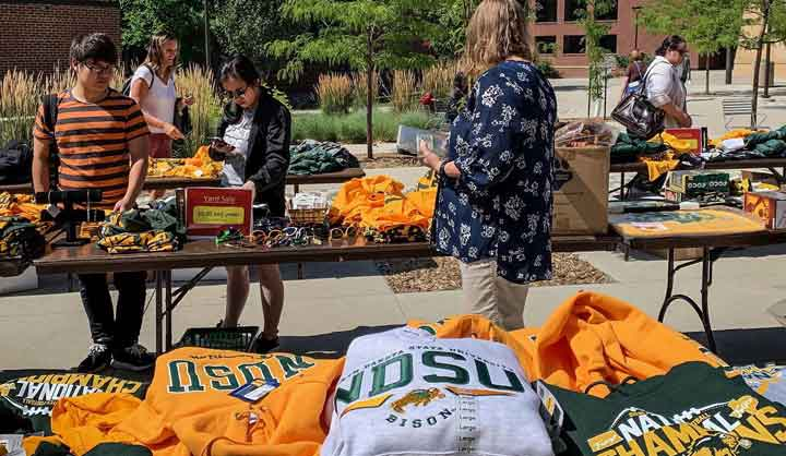 Help Your College Store Evolve - NDSU